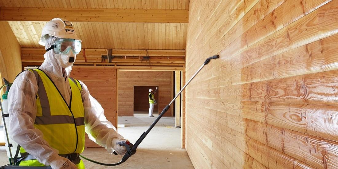Защита древесины от гниения своими руками 57