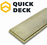 ВДСПШ 16х600х1830 мм QUICK DECK Professional 1/1 от компании Наш дом