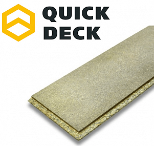 ВДСПШ 22х600х1830 мм QUICK DECK Professional 1/1 от компании Наш дом